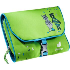 deuter Wash Bag Børn, grøn